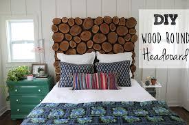 diy headboard diy wood round headboard thewhitebuffalostylingco com