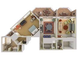 Moon Palace Presidential Suite Floor Plan by Suites At Grand Wailea A Waldorf Astoria Resort