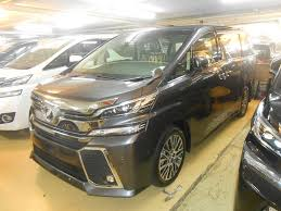 Brand New Toyota Vellfire 2 5 U2013 New Method Motors