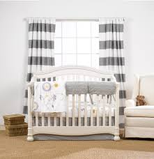 Lavender And Grey Crib Bedding Bed Baby Boy Crib Bumper Gray And White Baby Bedding Nursery