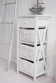 Bathroom Storage Seats White Bathroom Storage Cabinet With Drawer Maine Narrow Free