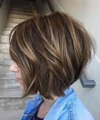 would an inverted bob haircut work for with thin hair copper balayage razored bob hair pinterest razored bob