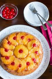 best pineapple upside down cake recipe from scratch pineapple