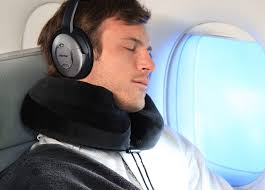 Comfort On Long Flights Sleep On It These Comfy Travel Pillows Are Designed For Long Haul