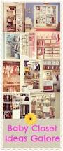 Closet Organizers For Baby Room Baby Closet Organizer Ideas Baby Room Ideas