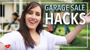 how to plan a garage sale kristen from millennial moms youtube