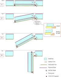 new how to build secret bookcase door good home design excellent