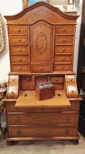 wandle flur sekretär möbel vintage antik rarität antiques wandel antik