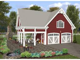 Purcell Craftsman Apartment Plan D House Plans And More - Garage designs with apartments