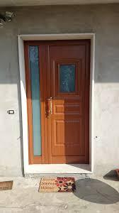portoncini ingresso in alluminio portoncino di ingresso in alluminio verniciato legno malerba infissi
