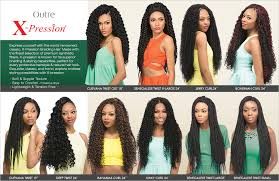 how much is expression braiding hair outre synthetic hair crochet braids x pression braid deep twist 24