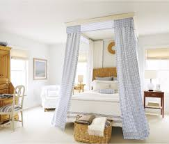 How To Hang Curtains Around Bed by 100 Bedroom Decorating Ideas In 2017 Designs For Beautiful Bedrooms