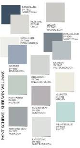check out this farmhouse chic color palette from behr paint to