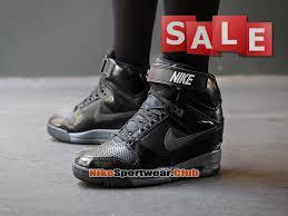 Nike Sport nike air revolution sky hi gs women盍s nike sport fashion shoe