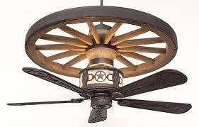 Fan Light Covers Copper Canyon Rancher Ceiling Fan Rustic Lighting And Fans Western