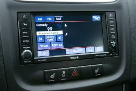 touch screen radio for dodge charger 2014 dodge avenger our review cars com
