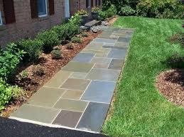 Walkway Ideas For Backyard House Walkway Ideas Front Sidewalk Landscaping Ideas Front House