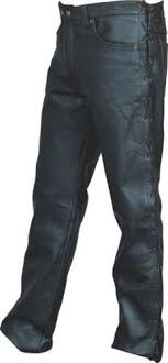 leather motorcycle pants black buffalo leather motorcycle pants w side lace