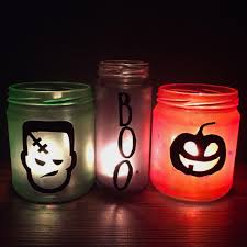 Mason Jar Halloween Diy Decorative Halloween Jars Twitchetts
