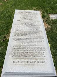 how much is a headstone salt lake cemetery gravesites of the prophets temple square