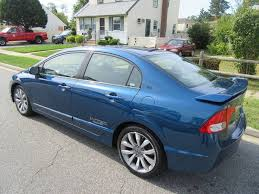 2009 honda civic tire size 2009 honda civic si 4dr sedan w summer tires in uniondale ny