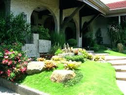 Garden Ideas For Front Of House Modern Landscaping Ideas For Front Of House Kzio Co