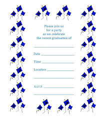 top 14 free printable graduation invitation templates for your
