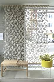decorations stupendous modern hanging room divider inside open