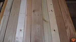 How To Make Hardwood Flooring From Pallets Set Of 100 Pallet Wood Shot Glasses 5 Jackman Works