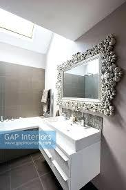 Ornate Bathroom Mirror Cool Ornate Bathroom Mirrors Ornate Framed Bathroom Mirrors Ornate