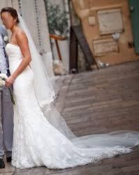 occasion mariage de mariage pronovias en dentelle de calais d occasion