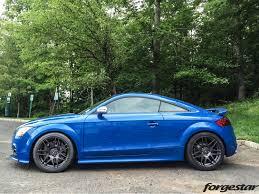 Audi Q7 Matte Black - forgestar f14 wheels for audi 18in 5x112mm 18x8 5 18x9 18x9 5