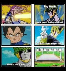 Funny Dbz Memes - funny for us dbz fans check it out meme guy