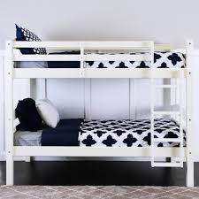 Futon Bunk Bed Wood Twin Over Futon Bunk Bed Wood White Twin Over Futon Bunk Bed