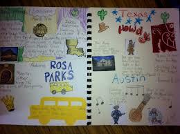 Scrapbook Inserts Scrapbooks Created During U S Regions Study Http Www