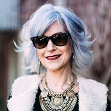 best hair colour over50s think you re too old for bright hair these ladies would beg to