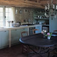 cuisine ancienne quand la cuisine rustique devient chic
