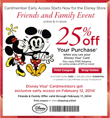 disney rewards early access starts now to disney store friends