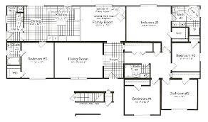 5 bedroom double wide floor plans 5 bedroom mobile home floor plans triple wide homes luxury design