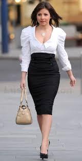 high waisted pencil skirt high waisted pencil skirts lustyfashion