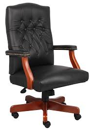 Italian Executive Office Furniture Boss Italian Leather Executive Chair