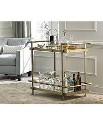 Bastille Bar Cabinet Home Bar Furniture Macy U0027s