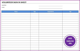 Attendance Sheet Template Excel Attendance Sheet Excel Template Masir Sign In Out Log Pin Reading