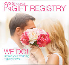 shopko wedding registry shopko relax your exclusive coupon is here milled