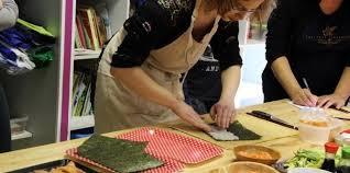 cours cuisine japonaise montpellier l atelier gourmand du mescladis de gignac explore la cuisine japonaise