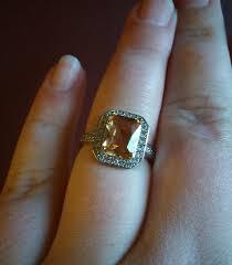 kay jewelers payment kay jewelers emerald cut halo champagne gemstone white gold tone