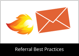 which kind of referral email template is best