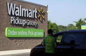 walmart rolls out drive up service for grocery pickup