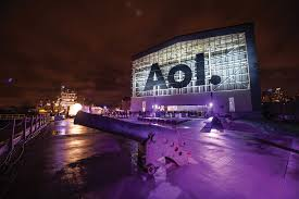 Burrell Overhead Doors by Brooklyn Sets The Stage For Aol U0027s Newfronts Event Event Marketer