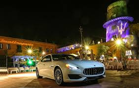 maserati night wallpapers maserati 2016 quattroporte gts granlusso luxury white
